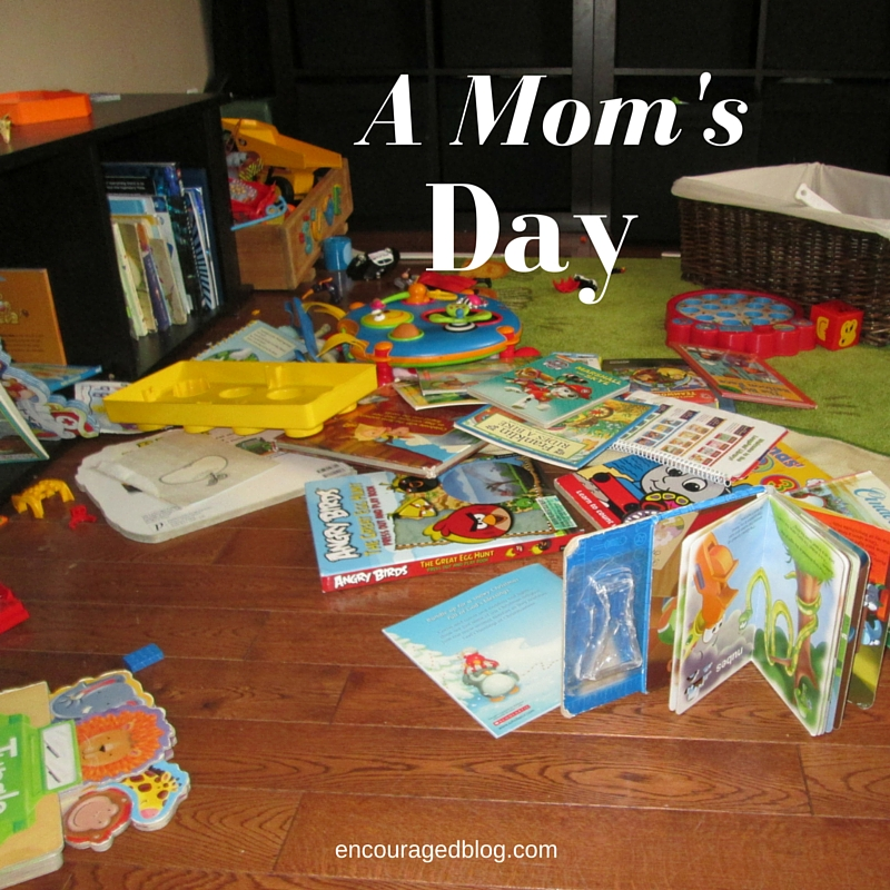 Drudgery - A Mom's Day